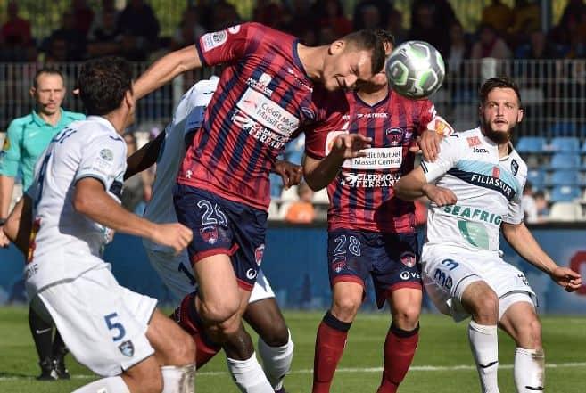 Ponturi fotbal AC Ajaccio - Clermont Ligue 2
