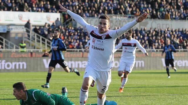 Ponturi fotbal Cagliari - Atalanta Serie A