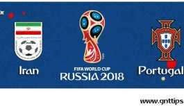 Ponturi fotbal - Iran -  Portugalia - Campionatul Mondial - Grupa B - 25.06.2018