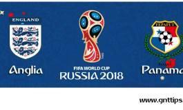 Ponturi fotbal - Anglia - Panama - Campionatul Mondial - Grupa G - 24.06.2018