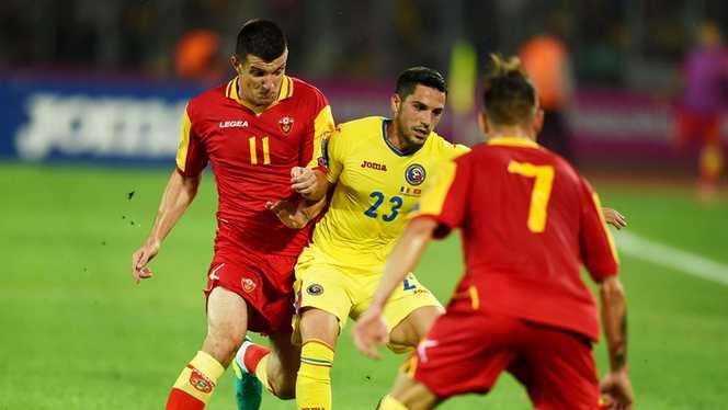 Muntenegru vs. Romania