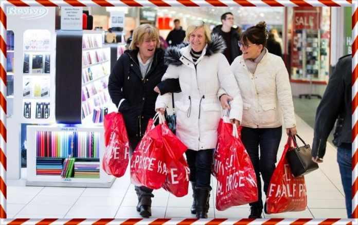 Ce inseamna Boxing Day? Fotbalul de Craciun in Anglia - cumparaturi in mall