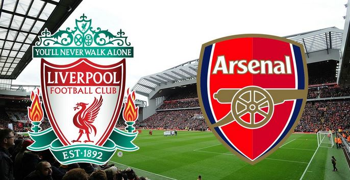 Cota 30.00 pentru minim un gol marcat in Liverpool vs Arsenal (29 dec)