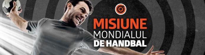 CM Handbal Masculin - 20% cashback la pariuri