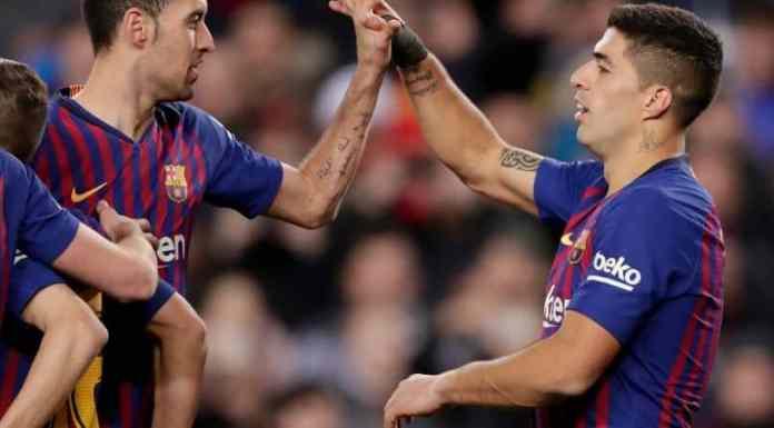 Barcelona vs. Valladolid