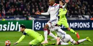 Barcelona vs Lyon cota speciala 40.00