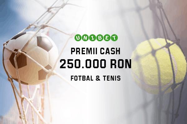 250 000 de ron pentru pariuri sportive