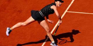 Simona Halep in sferturile de la Roland Garros