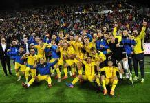 Cota 50.00 Anglia U21 vs Romania U21