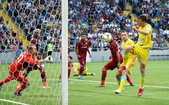 Promotii pariuri CFR vs Astana: cota 7.00 pentru victoria clujenilor