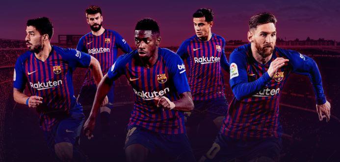 Cota 40.00 pentru Barcelona in partida de la Granada