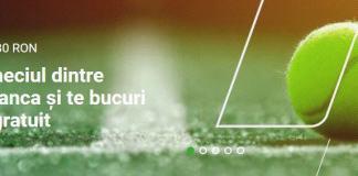 Promotii pariuri Simona Halep vs Bianca Andreescu: 30 ron freebet
