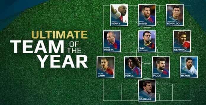 Cea mai buna echipa din Liga Campionilor all-time