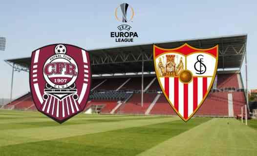 Sevilla vs CFR Cluj