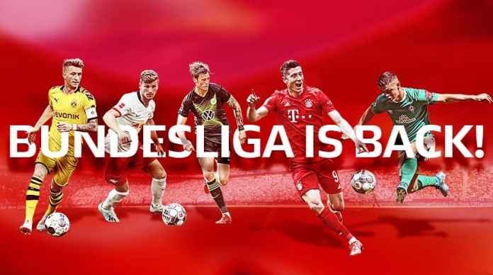 Cum ar putea arata campionatul Germaniei in sezonul 2020/21