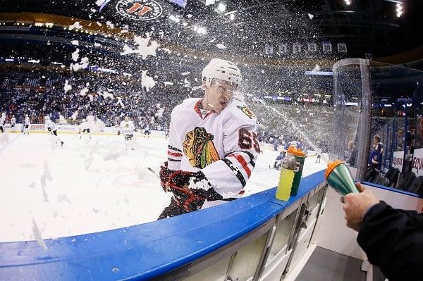 NHL PLay-off: Chicago Blackhawks vs Edmonton Oilers