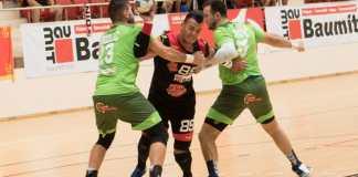Dinamo vs Constanta handbal