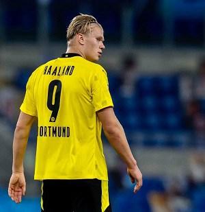 Ponturi fotbal Borussia Dortmund - Schalke - Erling Haaland