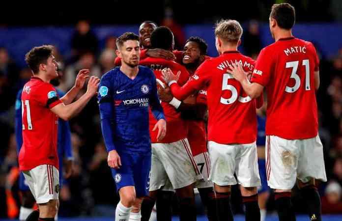 Ponturi pariuri Manchester United vs Chelsea