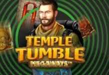 100, 200 sau 500 de Rotiri Bonus la Temple Tumble