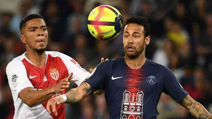 Meciul zilei AS Monaco - PSG 20.11.2020