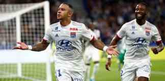 Meciul zilei Angers - Olympique Lyon 22.11.2020 / sursa foto: Bein Sports