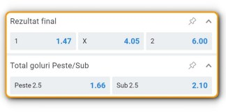 Ponturi fotbal ACS Viitorul vs Pandurii - Liga 2