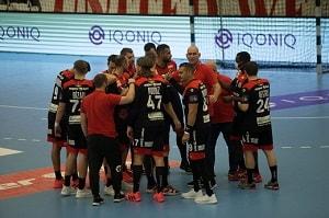 Dinamo vs NImes - EHF Cup