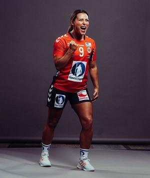 Campionatul European de handbal feminin - Prezentare Grupa D - Norvegia
