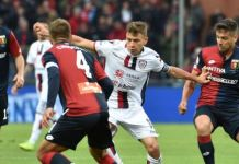 Meciul zilei Genoa vs Cagliari - 24.01.2021