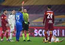 Roma vs Spezia cupa