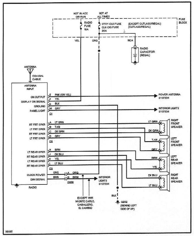 1997 toyota prado stereo wiring diagram - wiring diagram, Wiring diagram