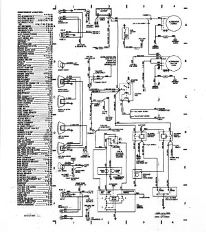 Buick Grand National Engine Diagram | WIRING DIAGRAM