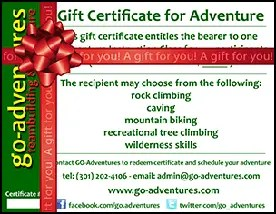 GO-Adventures Gift Card for Adventure - https://www.go-adventures.com/gift-card-adventure/