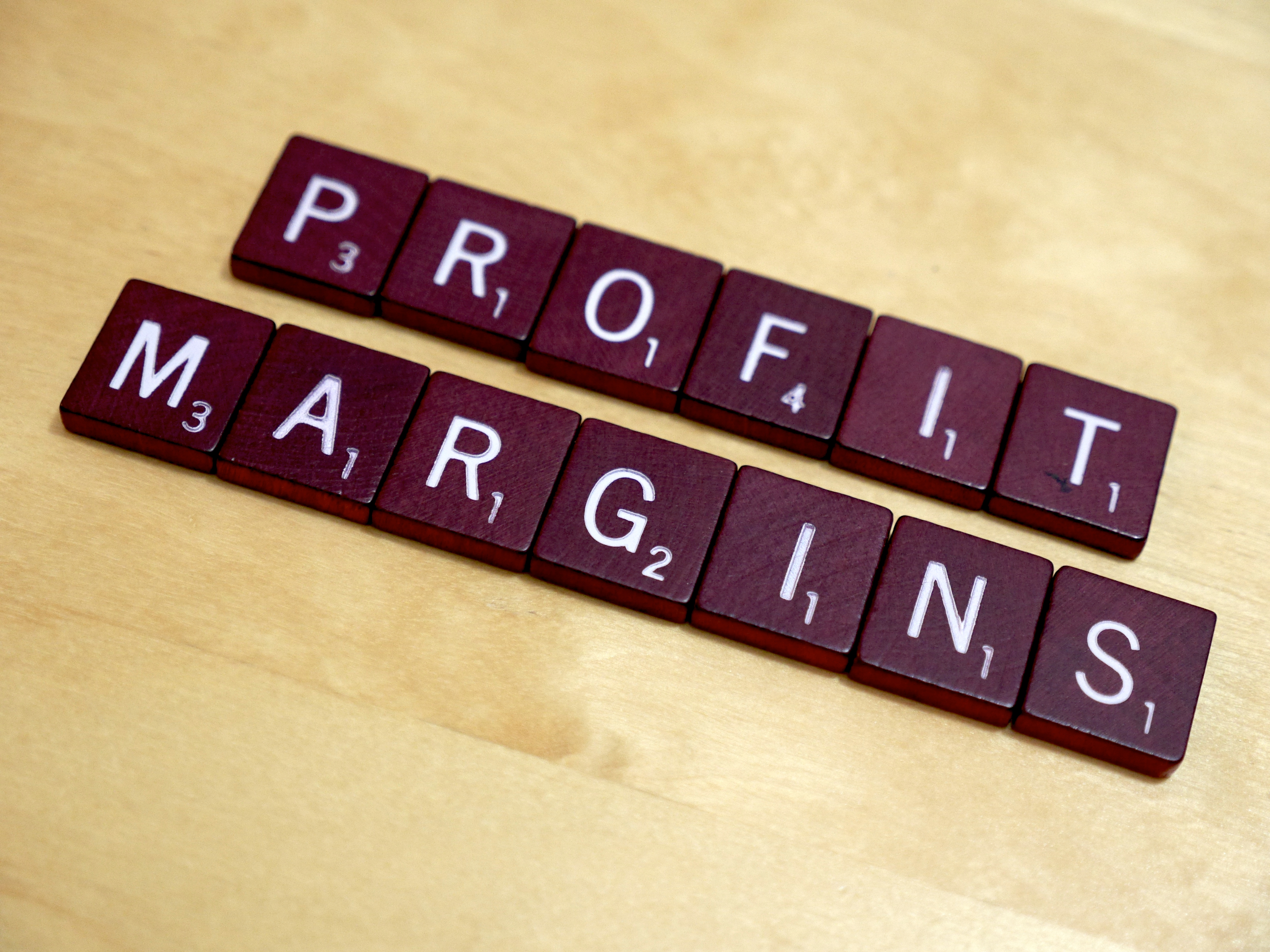 What does it really cost: the biggest profit margins