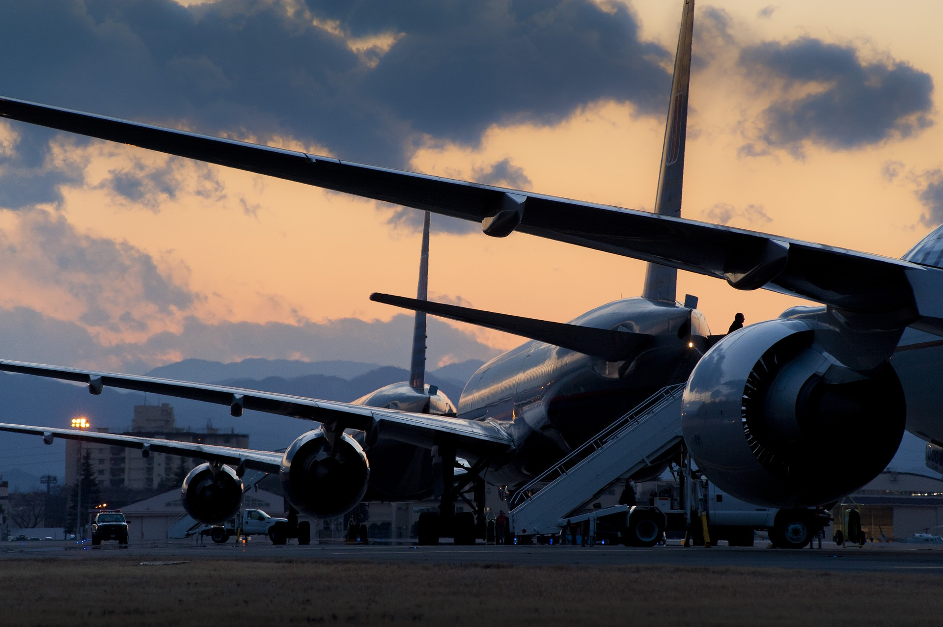 The rise of Schiphol Airport