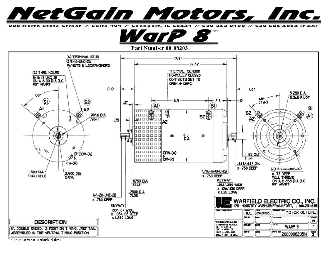 Impulse Electric Motor