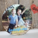 Gepersonaliseerd kinderbordje van YourSurprise – { Review }