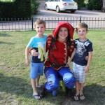 Een fantastische vakantie bij de Sprookjescamping in Rheeze!