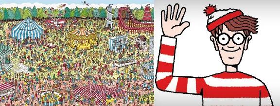 Waar is Wally