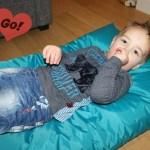 { Review } | Aankleedkussen XXL van KidZ ImpulZ