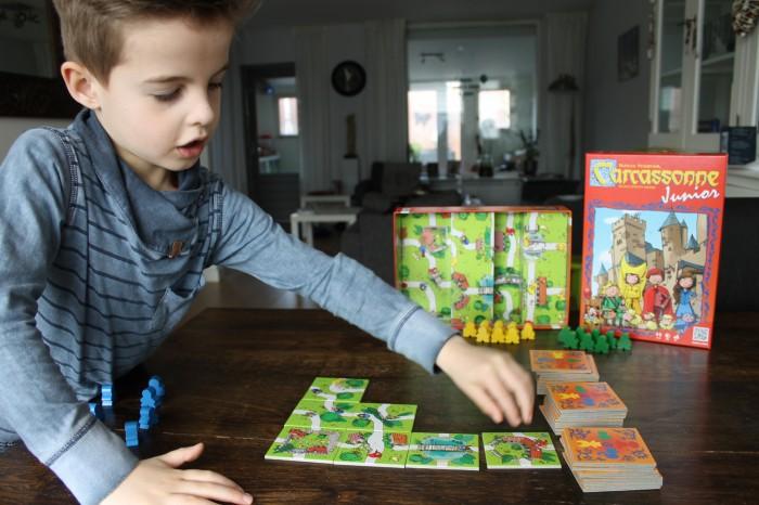 Review Carcassonne Junior Wij Zijn Fan Go Or No Go
