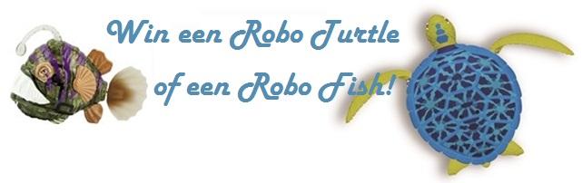 Winactie Robo Turtle site