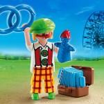 Go! Steun Cliniclowns met Playmobil
