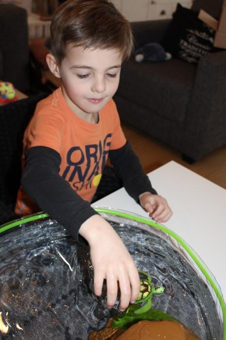 robo turtle aquarium review