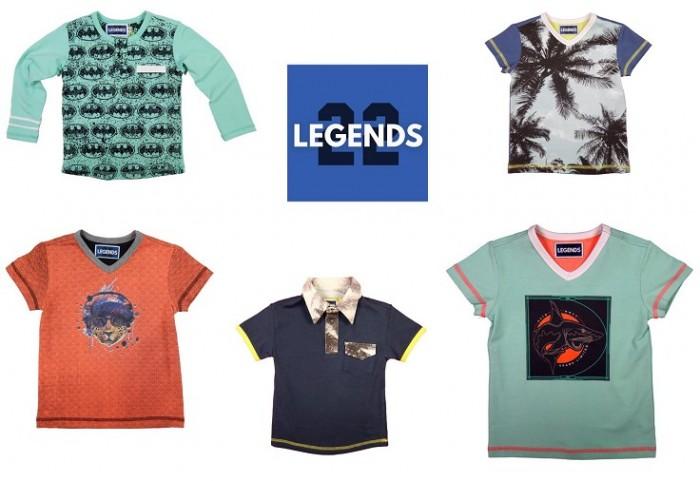 Legends22 kleding