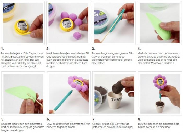 Silk clay uitleg