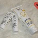 { Review } | Naïf zonnebrandcrème, wasgel & shampoo