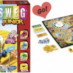 { Review } – Levensweg Junior van Hasbro