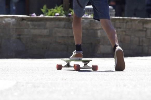 skateboarden kind 5 jaar